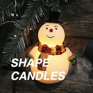 Shape Candles